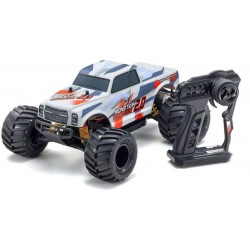 34404T2B MONSTER TRACKER 2.0 1:10 EP (KT232P) - T2 ROUGE READYSET Kyosho RSRC