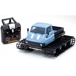 Kyosho Trail King 1:12 Readyset EP (KT431S) - Type2 Bleu Kyo...