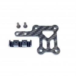 FINO-37 MP10e center diff carbon plate with cable holder RSRC RSRC