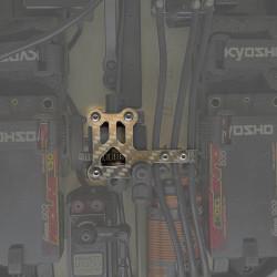 Center diff carbone plate for MP10e RSRC FINO-37 - RSRC...