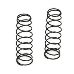 16mm RR Shk Spring, 3.8 Rate, Green(2): 8B 3.0 TLR243020