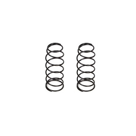 Ressorts d'amortisseurs 16mm AVANT 5.0 Rate, Black (2): 8B 3.0