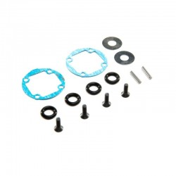 Seal & Hardware Set, G2 Gear Diff: 22 Team Losi Racing TLR23...