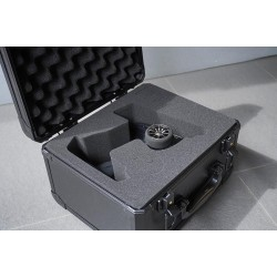 KOS32301-MT44 Valise Alu pour radio Sanwa MT44 (Koswork Mini Black Case) Koswork RSRC