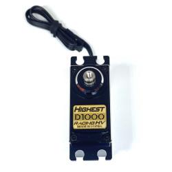 Servo D1000 HV (1/8) Highest RC D1000 - RSRC...