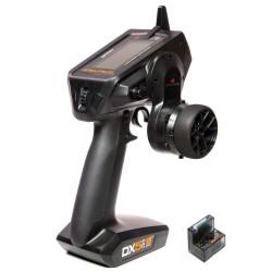 DX5 PRO 2021 5CH DSMR Transmitter with SR2100 receiver Spekt...