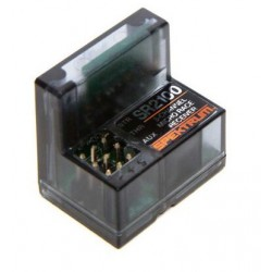 SR2100 DSMR 3-Channel Micro Race Receiver with Built in Ante...
