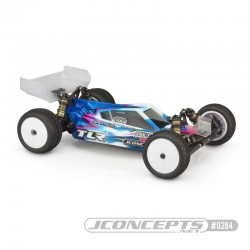 JCONCEPTS P2 - TLR 22 5.0 body w/ Aero S-Type wing 0384 Jcon...