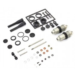 HD Coating Front Shock Set Inferno MP9-MP10 (2) MS:50 Kyosho...