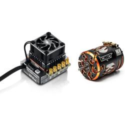 Combo Elite 1/10 160A + 8.5T Motor Hobbywing HW30112611+KN-K...