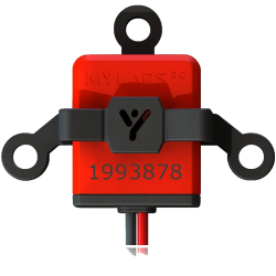 RC4 Hybrid Transponder Mylaps 10R078 - RSRC