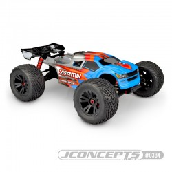 FINNISHER body for Arrma Kraton BLX Jconcepts 0335 - RSRC...