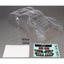22SCT 2.0 Body Set, Pre-Cut, with Stickers TLR230006  TLR230...