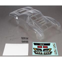 22SCT 2.0 - Carrosserie transparente prédécoupée/planche de ...