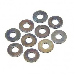 WASHERS 4X10X0.5MM (10)...