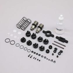 TLR233063 Kit d'amortisseurs G3 avant 36.5 mm (2) TLR233063 Team Losi Racing RSRC