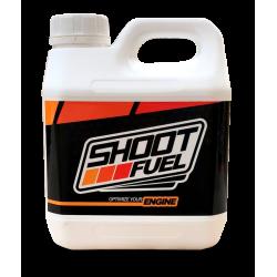 Carburant SHOOT FUEL 2L 12% nitro PREMIUM pour voiture RC thermique