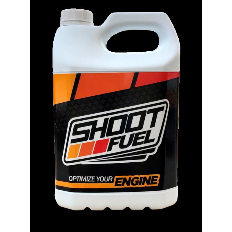Carburant modélisme 12% 5 litres shoot fuel