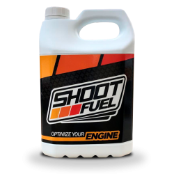 SHOOT FUEL 5 LITERS 12% PREMIUM On-road for nitro engines all scales