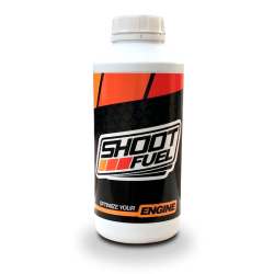 SHOOT FUEL 1L 12% PREMIUM On-road for nitro engines all scales