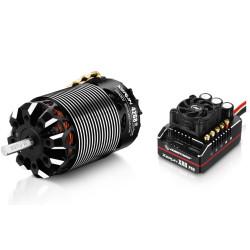 HW38020429 Combo XR8 pro G2 200A + moteur 2000KV Xerun G3 Hobbywing RSRC