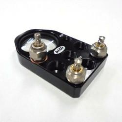 Support pour bougies avec loupe AMR-022 pour moteurs thermiques