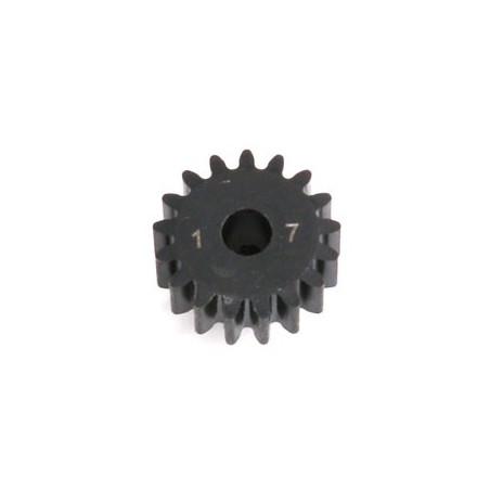 LOSA3577 1.0 Module Pitch Pinion, 17T: 8E,SCTE