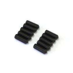 METALLIC HEADLESS SET SCREWS 3X8MM (10) Kyosho 1-S53008 - RS