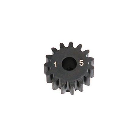 LOSA3575 Pignon module 1.0, 15T: 8E