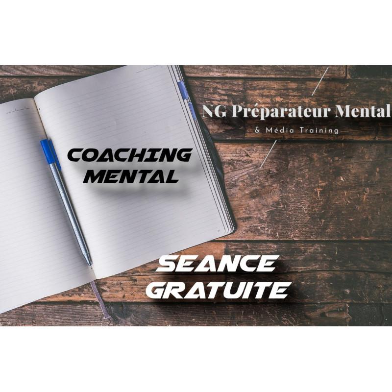 Coaching mental: Séance découverte NG Préparateur Mental Coa