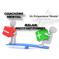 Coaching mental: Bilan Motivationnel avec coach diplômé d'Etat