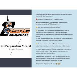 Coaching mental: Pack de 10 séances avec NG Préparateur Mental diplômé