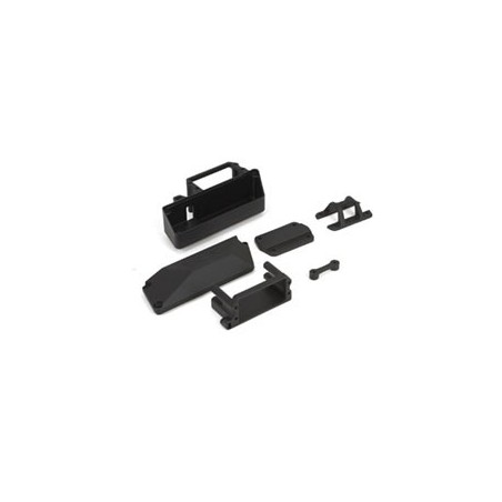 8E 3.0 - Support de servo, renfort superieur TLR241004