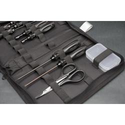 Outils Koswork avec trousse (set de 11 pièces) droite