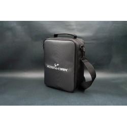 Universal transmitter bag front