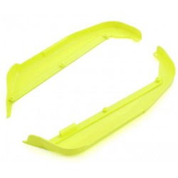 Fluo Yellow Side Guards Kyosho Inferno MP10 IFF005KY