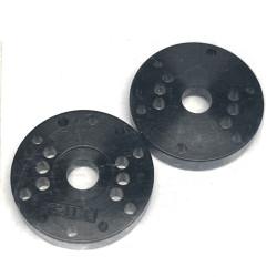 MIP Bypass1 Pistons 6-Hole +6 markings MIP19021