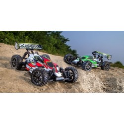 KYOSHO INFERNO NEO 3.0VE 1:8 RC BRUSHLESS READYSET Green dirt off-road