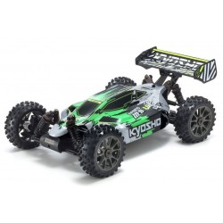 KYOSHO INFERNO NEO 3.0VE 1:8 RC BRUSHLESS READYSET VERT 34108T1B voiture seule