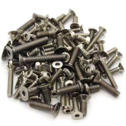 Titanium screw set Inferno...