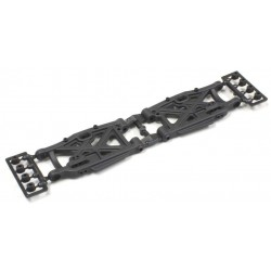 Rear Hard Lower suspension arm MP9 (2) IF423HB Kyosho Inferno