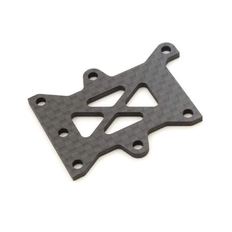 Support puce AMB carbone Kyosho Inferno MP10 IFW630