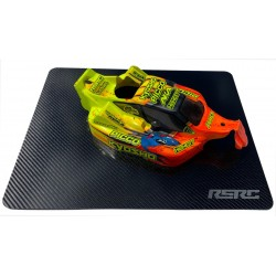 RSRC carbon fiber setup board size