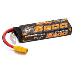 Konect Lipo Battery 5200mah 11.1V 60C 3S XT90 for bashing RC Cars