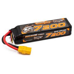 Konect Lipo Battery 7200mah 11.1V 60C 3S XT90 for rc cars and crawler
