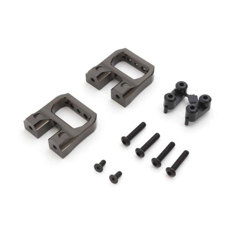 Support de servo de direction en Aluminium Kyosho MP10e IFW505