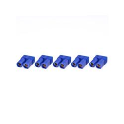 Prise type EC5 femelle (5 pièces) KN-130320-5F