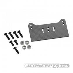 Support carbone Mugen MBX8T pour carrosserie F2 Truggy Bruggy 2952