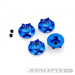 17mm Magnetic wheel nuts Jconcepts Finnisher 2890-1