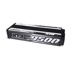 Batterie Lipo XTR stick 9500mAh HV 2S 7,6V stick 140C Touring et GT8
